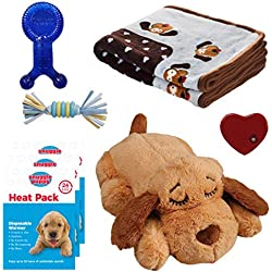Snuggle Puppy - New Puppy Starter Kit (Blue)