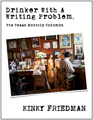book cover of Drinker With A Writing Problem