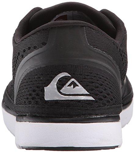 Amphibian Quiksilver Black Black Sneakers White AG47 Herren Herren Shoes ETwFqZTC