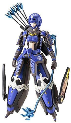 コトブキヤ ファンタシースターオンライン2 藍鬼姫シキ 1/12スケール プラモデルの商品画像