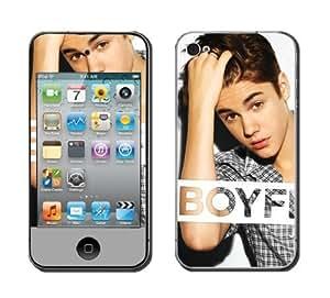 iPod Touch 4 skins - Justin Bieber Boyfriend Believe - iPod 4th vinyl decals