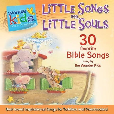 Little Songs for Little Souls (Wonder Kids: Music) (Song Soul)