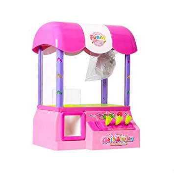Los Grabber Garra Grúa Candy Agarrar Maquina Por Caramelo Juego VSUGzqMp