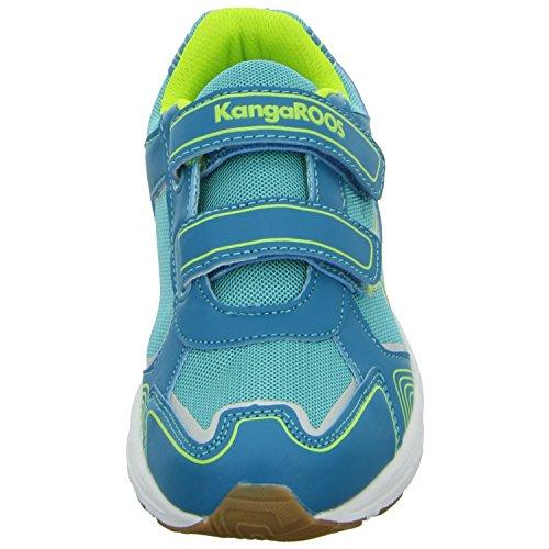 Kangaroos RUNKID 12000 67 880 Unisex Kinder Training mit Klettverschluss, Größe 28.0