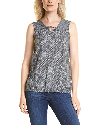 Grey Cecil Blusa Donna Grigio Light Graphit 20498 ZxXBpx1w