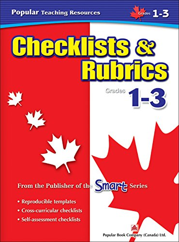 Download Checklists and Rubrics: Grade 1-3 (Popular Teaching Resources) PDF