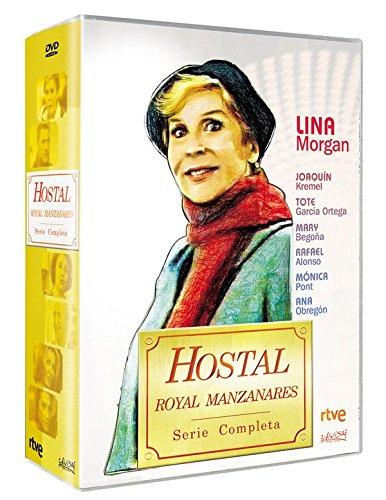 Hostal Royal manzanares [DVD] -