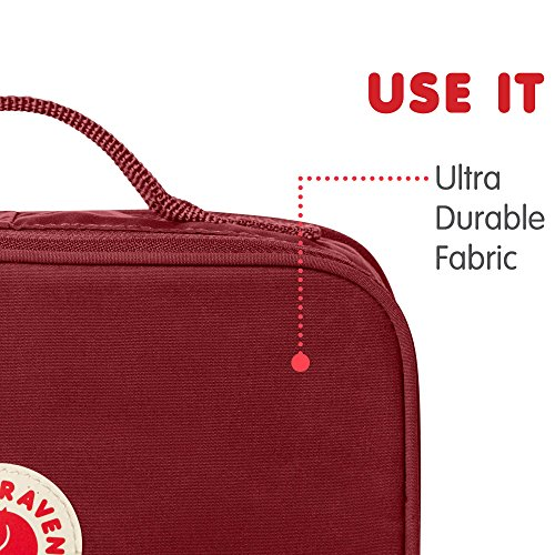 Fjllrven Red Adult 23784 Unisex 23784 Ox nbsp;Bag adult unisex xxv7wn