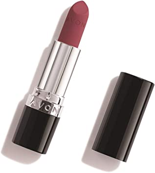 AVON TRUE COLOR Perfectly Matte Rouge à Lèvres Pink Truffle