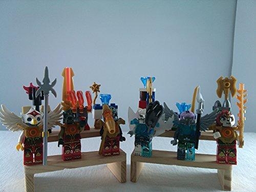 [SUPAK® Chimo Mythical Eris Laval Sir Fangar Cragger Varoy Gorzan MiniFigures Toy Super Heroes Series Action Figure Building Blocks Brikcs Set Compatible] (Gogo Big Hero Six Costume)