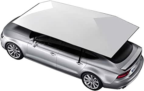 Amazon.com: Belltower Movable Car Tent,Semi-Automatic ...
