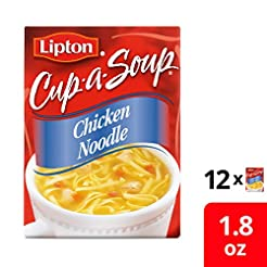 Lipton Instant Soup Mix, Chicken Noodle ...