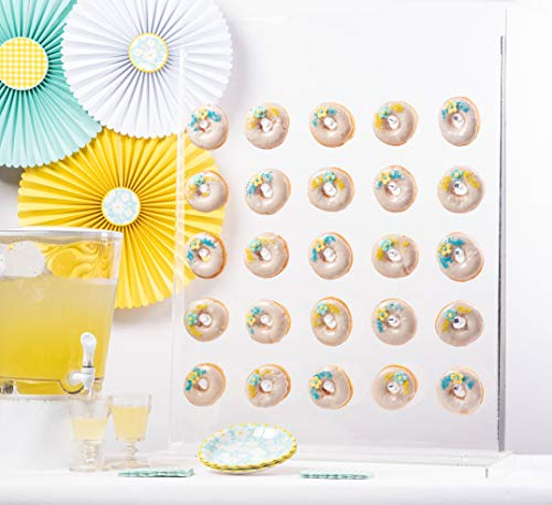 Donut Wall Display - Clear Doughnut Acrylic Stand by EstherO Design (Image #5)