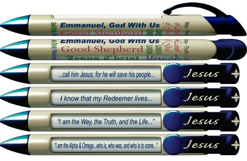 Greeting Pen Scripture Rotating 36034