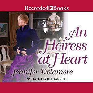 An Heiress at Heart Audiobook