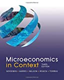 img - for Microeconomics in Context book / textbook / text book