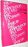 Basic Documents of American Public Administration Since 1950 9780841908185