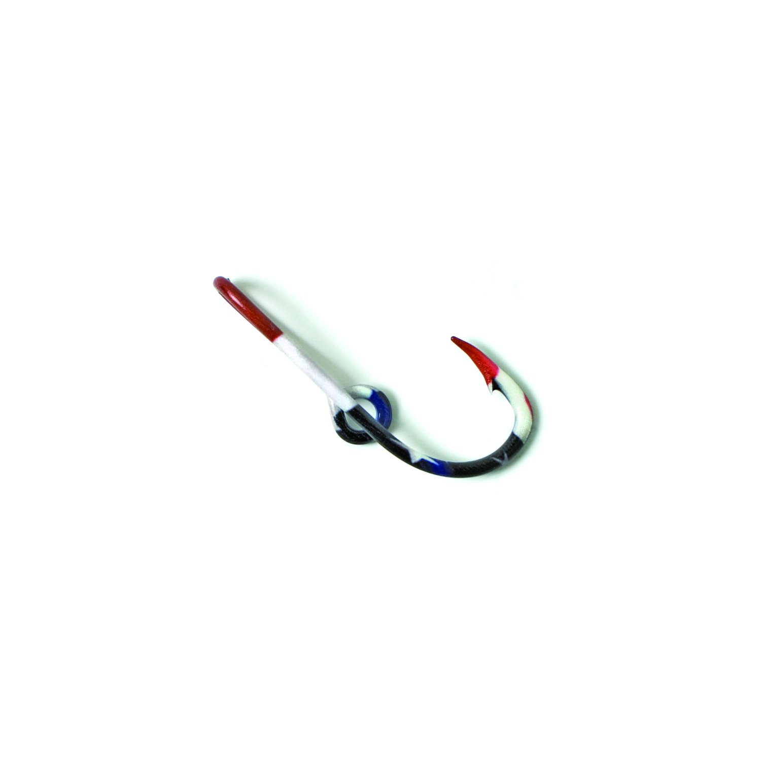 Amazon.com : Eagle Claw 155AH-FLAG Hat/Tie Clasp Graphix Edition ...