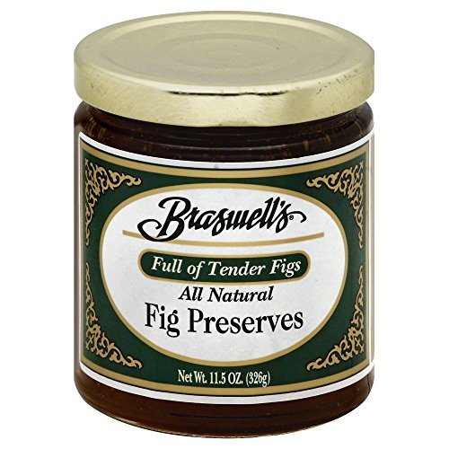 Braswell Preserves Fig 11.5 OZ (Pack of 2)
