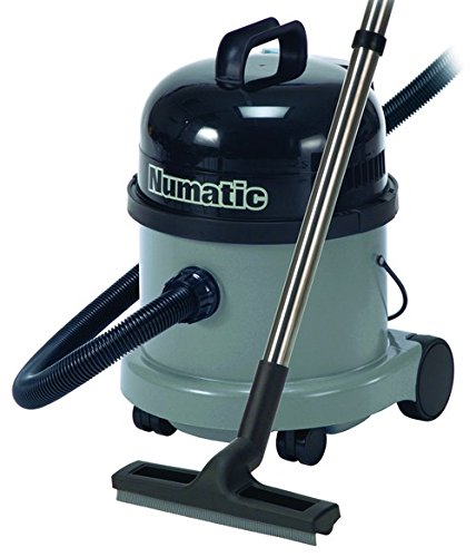 2in 19L Water and Dust Vacuum Cleaner 15L 1200W with Access Techn TwinFlow Grey 35,5x35,5x51cm