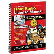 The ARRL Ham Radio License Manual Spiral