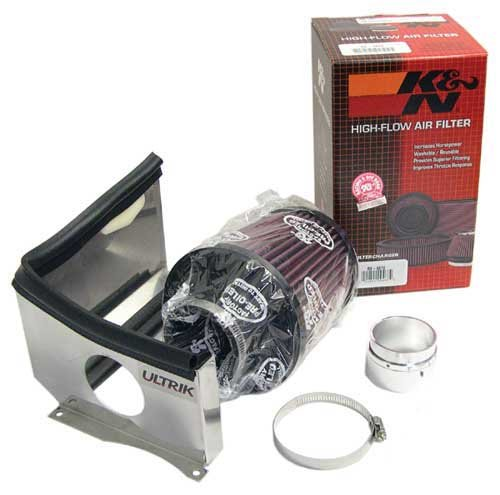 MINI Cooper S Cold Air Intake Upgrade with K&N for Convertible (R52) and Hardtop (Ram Mini Intake System)