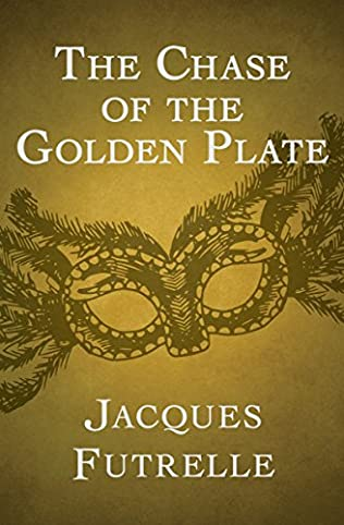 book cover of The Chase Of The Golden Plate