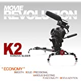Konova Camera Slider Dolly K2 100cm (39.4 Inch)