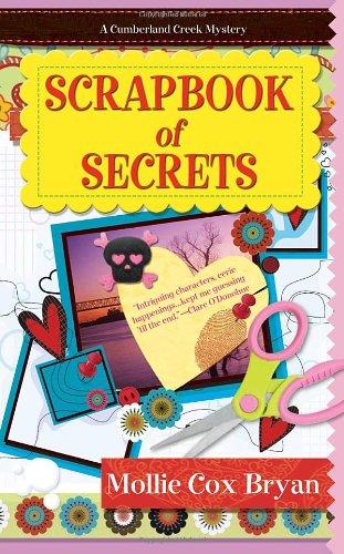 book cover of Scrapbook of Secrets