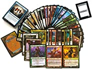 MTG Power Pack 100 Assorted Magic Cards - 10 Mythics, 60 Rares, 25 Foils & 5 Planeswalkers - Gather Offici