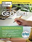 img - for Cracking the GED Test with 2 Practice Exams, 2018 Edition: All the Strategies, Review, and Practice You Need to Help Earn Your GED Test Credential (College Test Preparation) book / textbook / text book