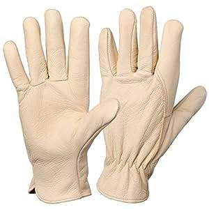 """'Óxido aing, guantes de trabajo """"Capri, piel de cabra, varios. tamaños"""