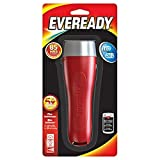 Energizer Battery EVGP25S Eveready General Purpose Led Flashlight, 2D Red