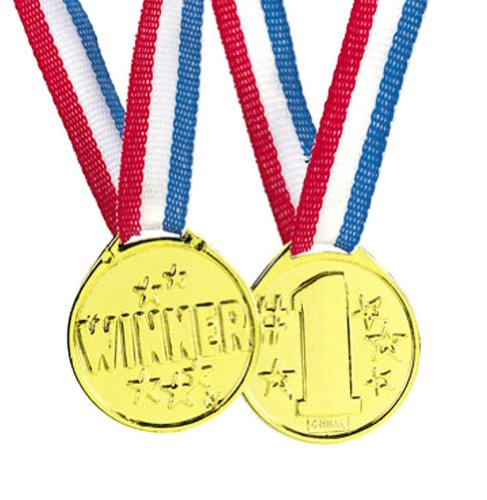 Fun Express Winner Award Medals product image