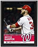 """Bryce Harper Washington Nationals Sublimated 10.5"""" x 13"""" Plaque - Fanatics Authentic Certified - MLB Player Plaques and Collages"""