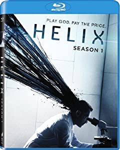 Cover Image for 'Helix: Season 1 [Blu-ray, Digital HD and Ultraviolet]'