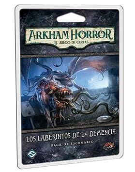 Fantasy Flight Games- Arkham Horror: los laberintos de la ...