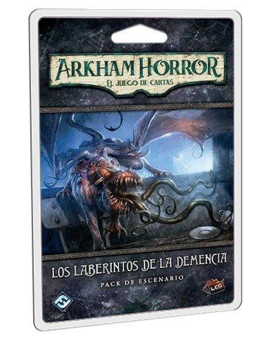 Amazon.com: Fantasy Flight Games Arkham Horror: The ...