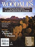 Woodall's Frontier West/Great Plains and Mountain States Campground Guide, Woodall's Publications Corp., 0762742747