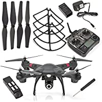Polaroid PL2300 Quadcopter Drone with 720p HD Camera and WiFi