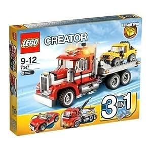 LEGO Creator 7347 - Camioneta con Remolque: Amazon.es