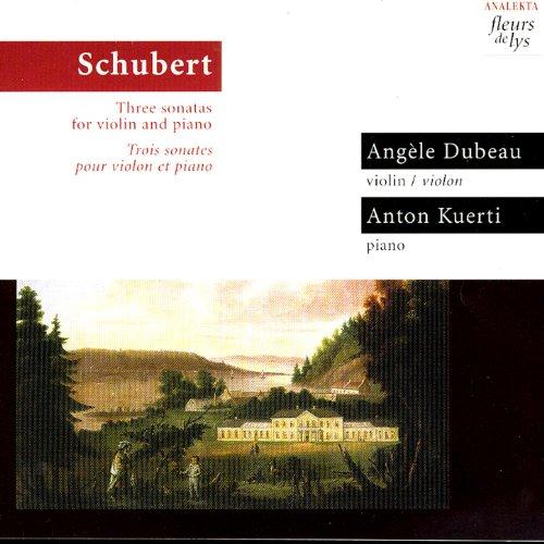 Three Sonatas For Violin And Piano (Trois Sonates Pour Violon Et Piano)