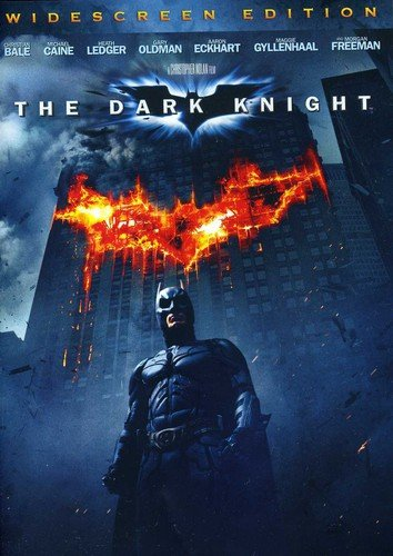 The Dark Knight (Single-Disc Widescreen Edition)