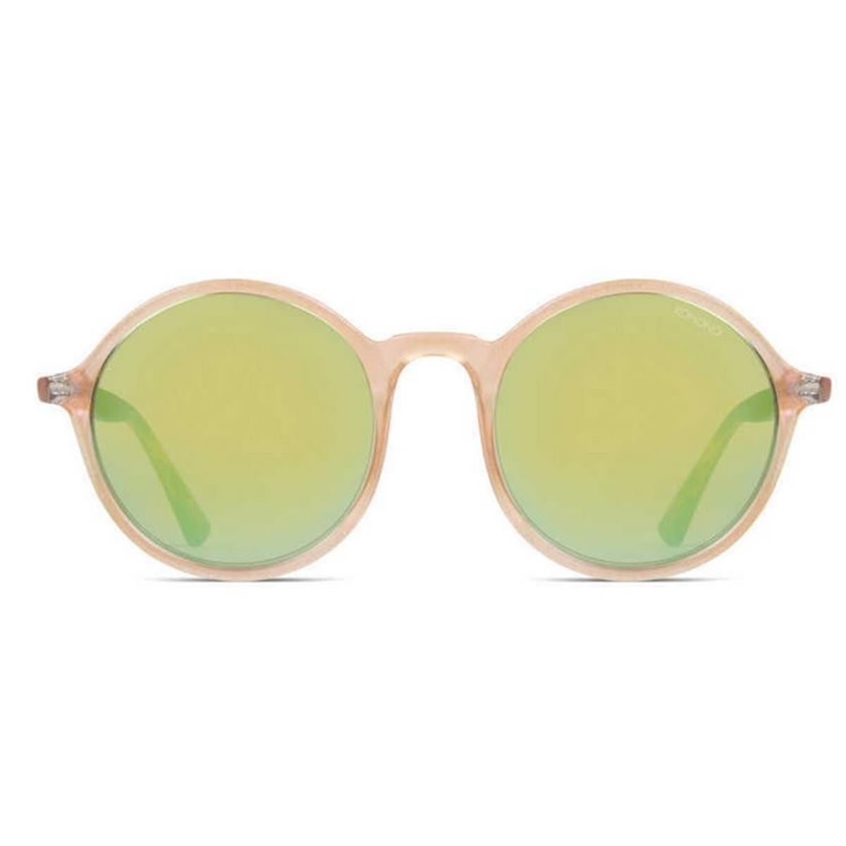 KOMONO Damen Sonnenbrille Madison, Rahmen: Pearl Tortoise/Gläser ...