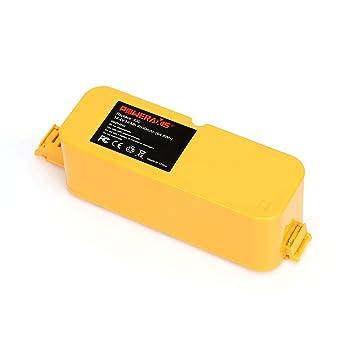 POWERAXIS 14.4V 4500mAh Ni-MH Aspiradora Bateria bateria para iRobot Roomba 400 Series 400