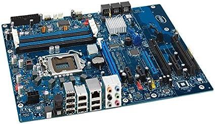 Intel Desktop Board DP55WG, 10-Pack Intel® P55 LGA 1156 (Socket H) ATX - Placa Base (10-Pack, 16 GB, Intel, LGA 1156 (Socket H), 0, 1, 5, 10, Intel® 82578DC, 10/100/1000 Mbit): Amazon.es: Informática