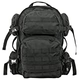 Shape Up, Training VISM by NcStar Tactical Back Pack/Black (CBB2911) Fitness, Sport, Exercise