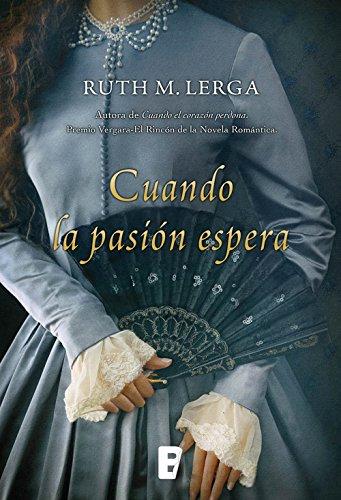 Portada del libro Cuando la pasión espera de Ruth M. Lerga
