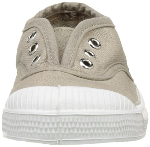 Bensimon Tennis Elly Enfant, Unisex-Kinder Hohe Sneakers Beige (Beige Coquille)