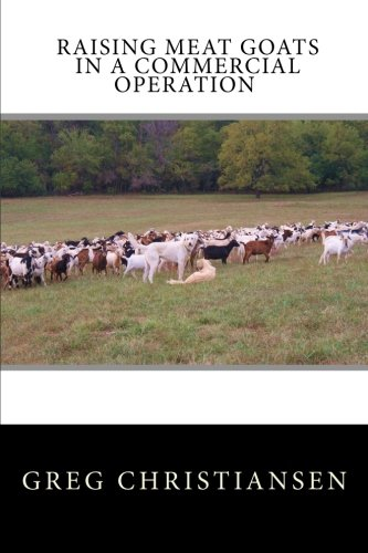 Raising Meat Goats In A Commercial Operation pdf epub
